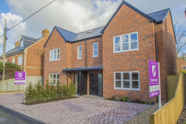 4 bed semi-detached house for sale in Honey Lane, Cholsey, Wallingford