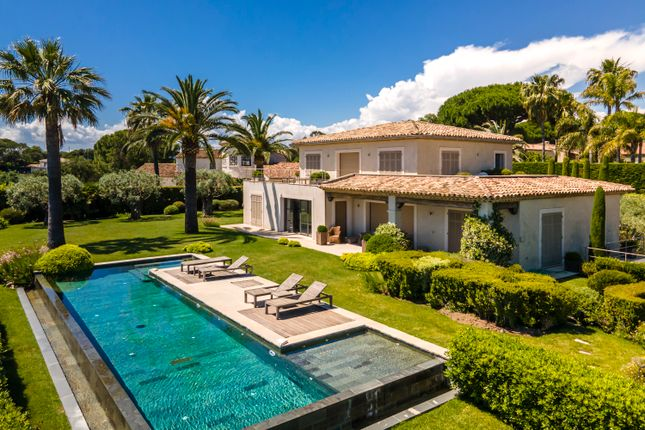 Thumbnail Villa for sale in Super Cannes, Alpes Maritimes, 06220 Vallauris, France, France