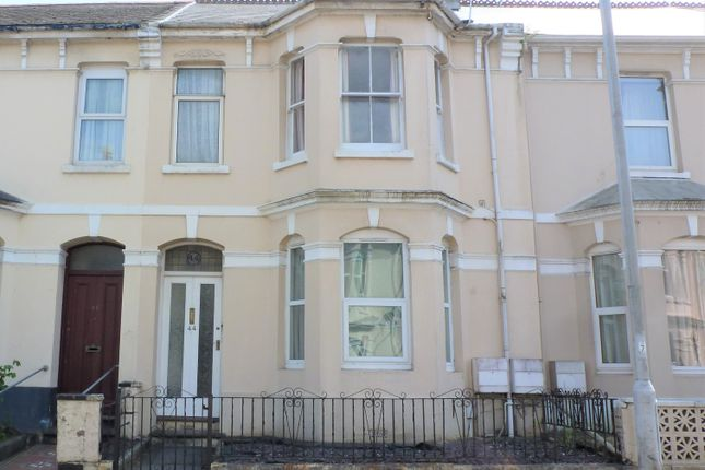 Thumbnail Flat for sale in Grenville Road, St Judes, Plymouth, Devon
