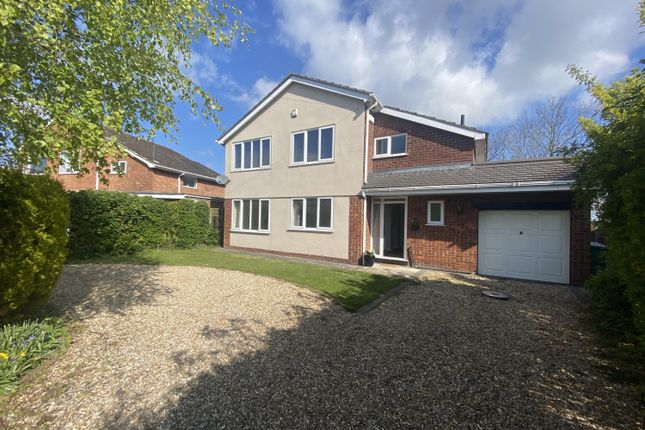 Thumbnail Detached house for sale in Meadow Drive, Healing, Grimsby