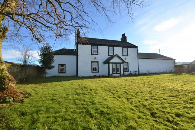 Thumbnail Equestrian property for sale in Threave Farm House Crosshill, Maybole