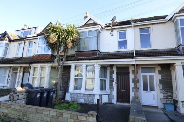 Thumbnail Flat to rent in Swiss Road, Weston-Super-Mare