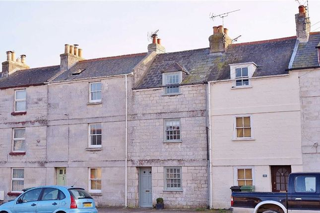 Thumbnail Terraced house to rent in Reforne, Portland, Dorset
