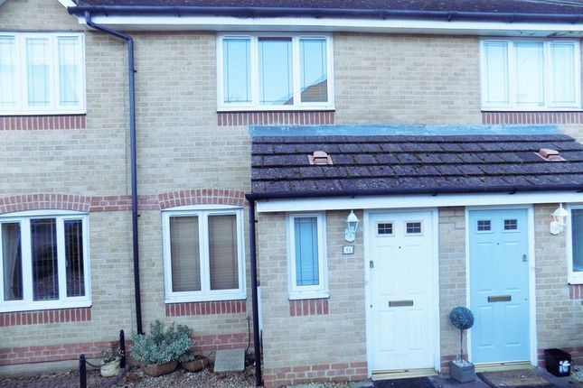 Thumbnail Terraced house for sale in Y Cilffordd, Caerphilly