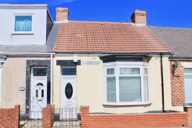 2 bed terraced house for sale in Laburnum Road, Sunderland