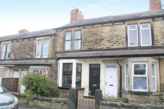 2 bed terraced house for sale in Regent Terrace, Harrogate