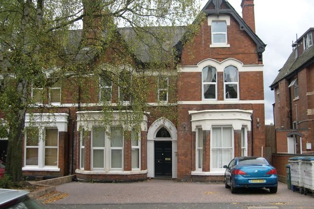 Thumbnail Flat to rent in Oxford Road, Moseley