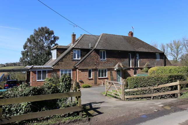 Thumbnail Semi-detached house for sale in Pouchen End Lane, Hemel Hempstead