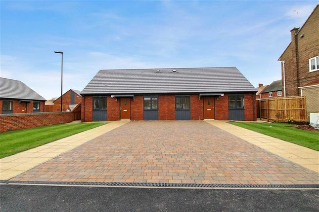 Thumbnail Semi-detached bungalow for sale in Wallington Close, North Shields