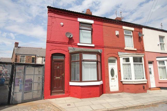 External of Enfield Road, Old Swan, Liverpool L13