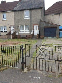 Thumbnail Terraced house to rent in Craigneuk Avenue, Airdrie