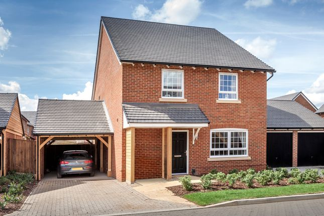 "Thumbnail Detached house for sale in ""Rowan"" at Blackwall Road South, Willesborough, Ashford"