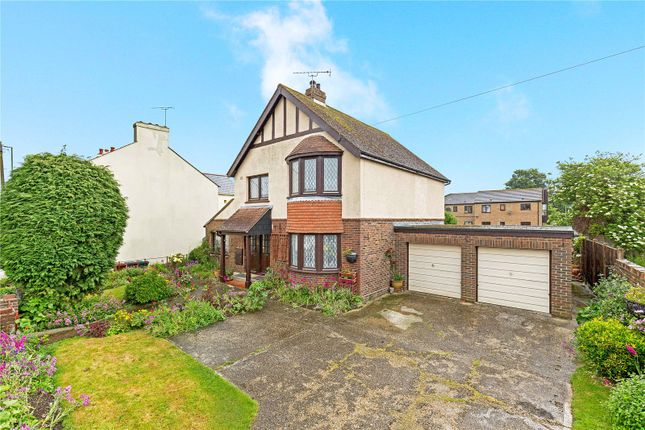 Thumbnail Detached house for sale in Spitalfield Lane, Chichester, West Sussex