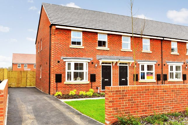 Thumbnail Town house for sale in Willow Place, Knaresborough
