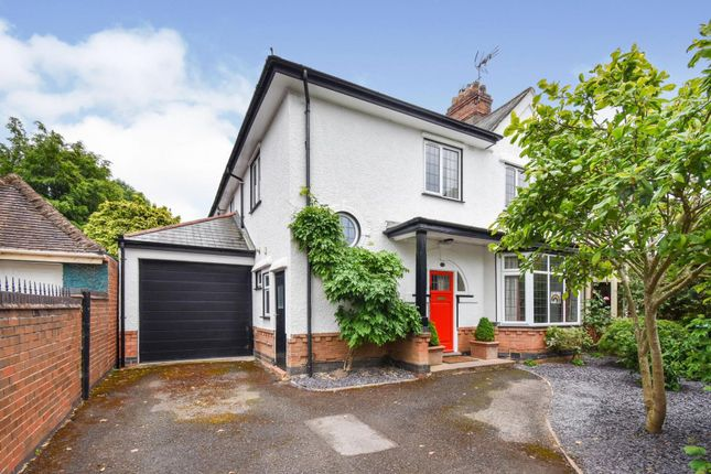 Thumbnail Semi-detached house for sale in Belvedere Road, Coventry