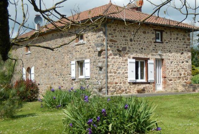 Bedroom of Confolens, Poitou-Charentes, France