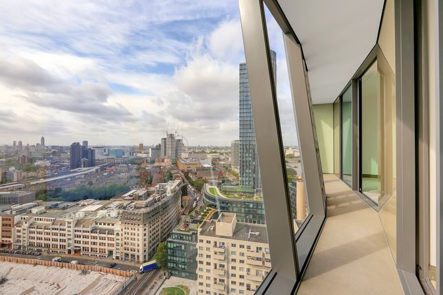 Thumbnail Flat to rent in Upper Ground, London