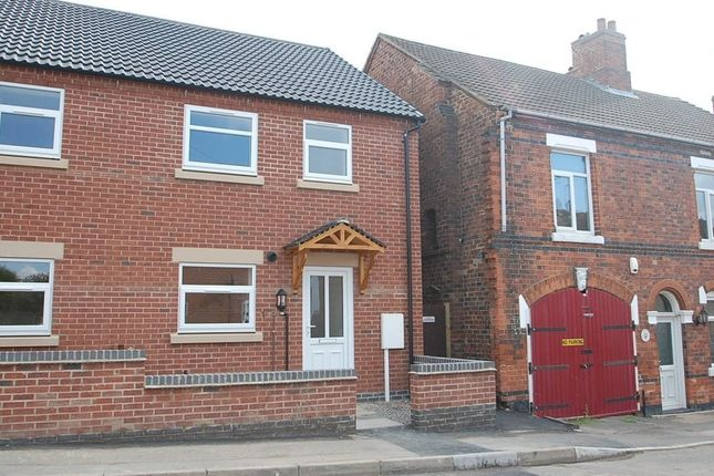 Thumbnail Property to rent in Frederick Street, Woodville, Swadlincote, Derbyshire