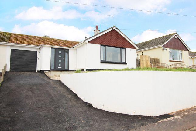 Thumbnail Semi-detached bungalow for sale in Stella Road, Paignton
