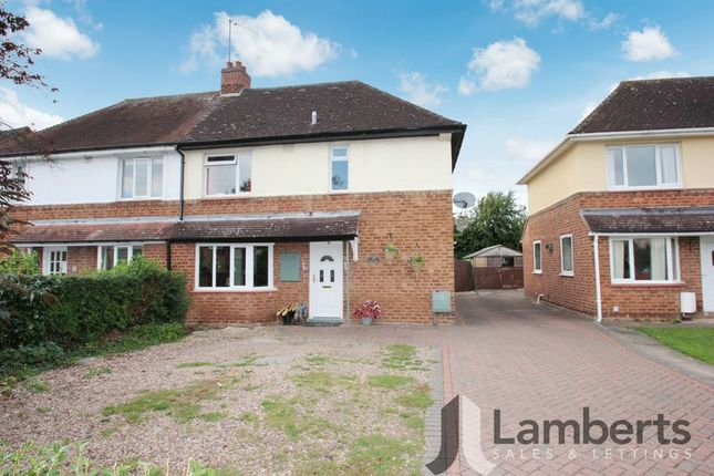 Thumbnail Semi-detached house for sale in Ten Acres, Alcester