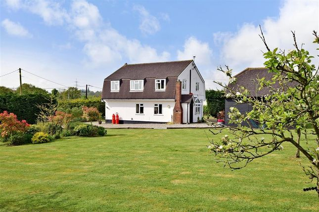 Thumbnail Detached house for sale in South Hanningfield Road, Chelmsford, Essex