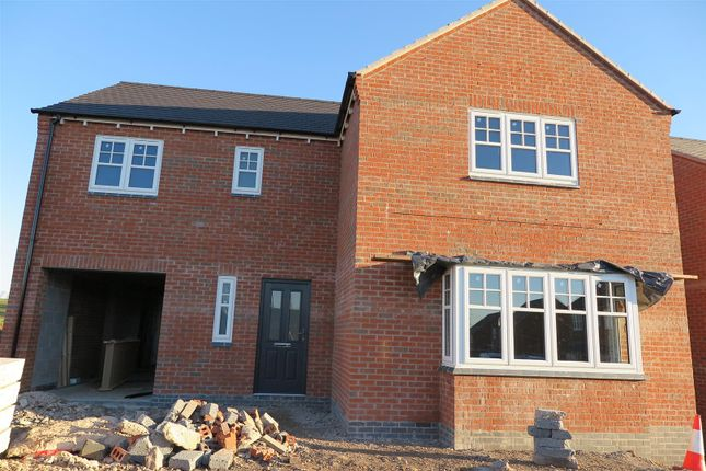 Thumbnail Detached house for sale in Gynsill Lane, Anstey, Leicester