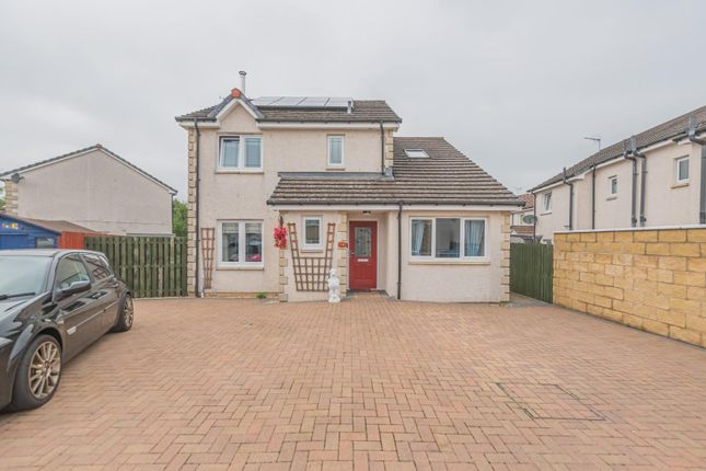 Thumbnail Detached house for sale in Smithfield Meadows, Alloa