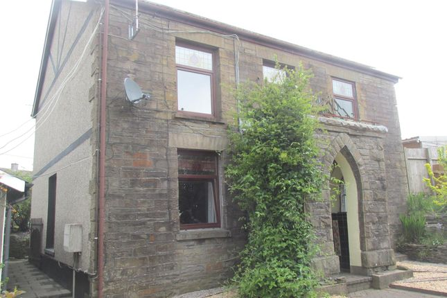 Thumbnail Detached house for sale in Efail Shingrig, Trelewis, Treharris