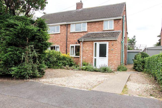 3 bed semi-detached house for sale in Izaak Walton Way, Cambridge, Cambridgeshire United Kingdom