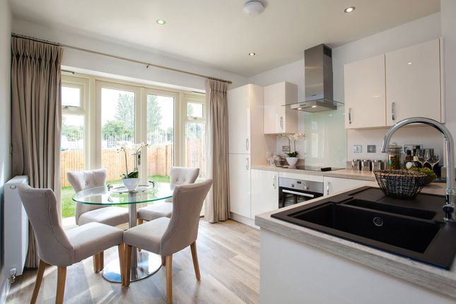 "2 bedroom terraced house for sale in ""The Hindhead"" at Pinn Court Lane, Pinhoe, Exeter"