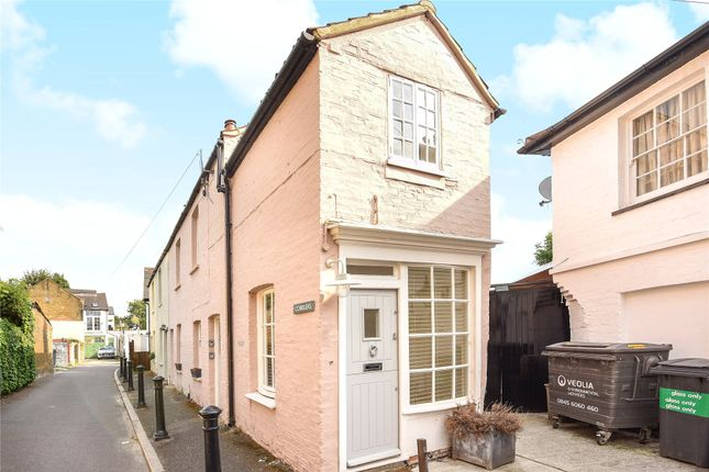 Thumbnail End terrace house for sale in Limes Road, Beckenham