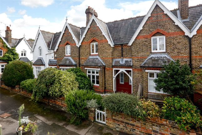 Thumbnail Terraced house for sale in Belvedere Square, London