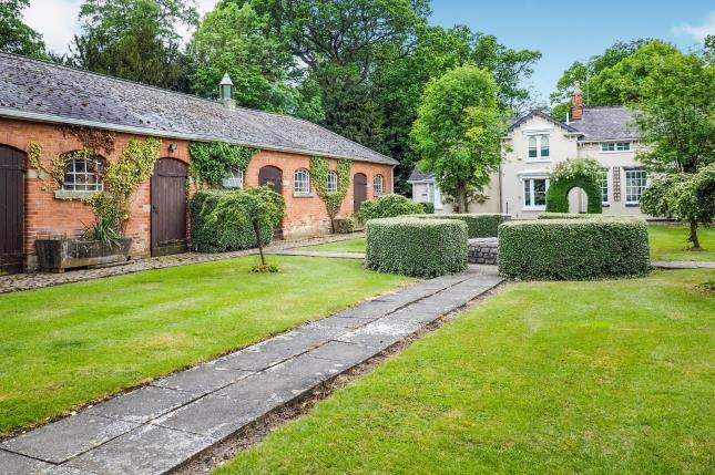 Communal Gardens of The Mews, Hall Lane, Colston Bassett, Nottingham NG12