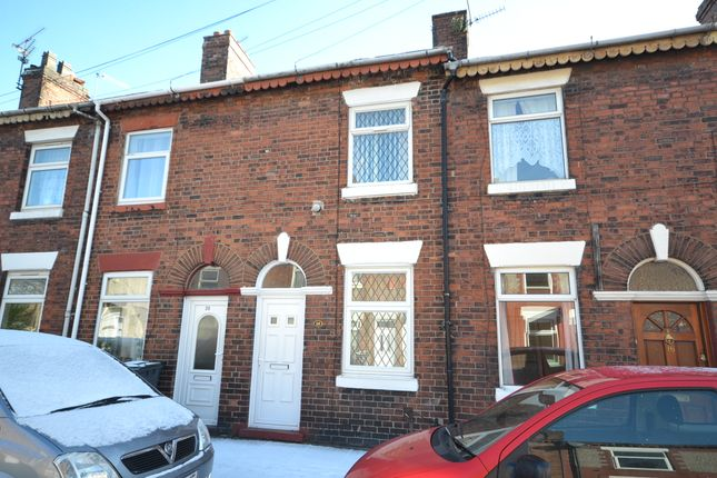 Thumbnail Terraced house to rent in Lindley Street, Burslem, Stoke-On-Trent