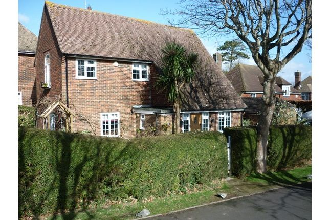 Thumbnail Detached house for sale in The Grove, Eastbourne