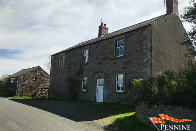 Thumbnail Detached house for sale in Denton, Gilsland