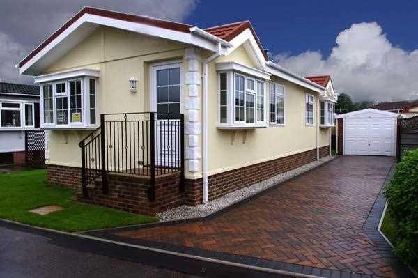 Thumbnail Bungalow for sale in Lyndhurst Estate, Sea Lane, Ingoldmells