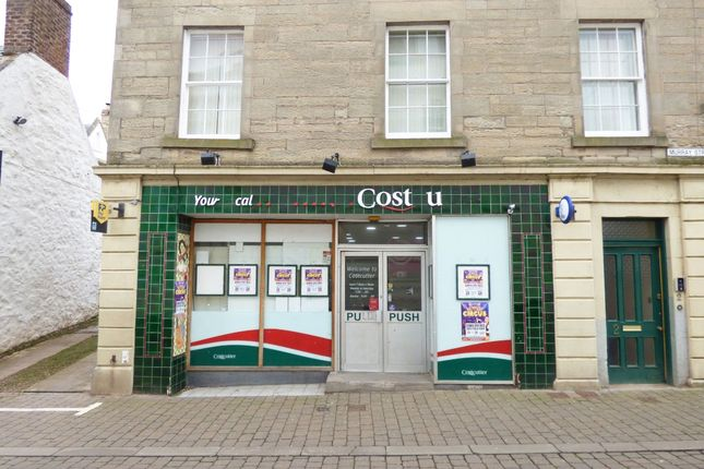 Thumbnail Commercial property to let in Murray Street, Duns, Scottish Borders