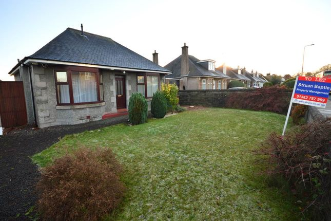 Thumbnail Bungalow to rent in Dalhousie Road, Broughty Ferry, Dundee