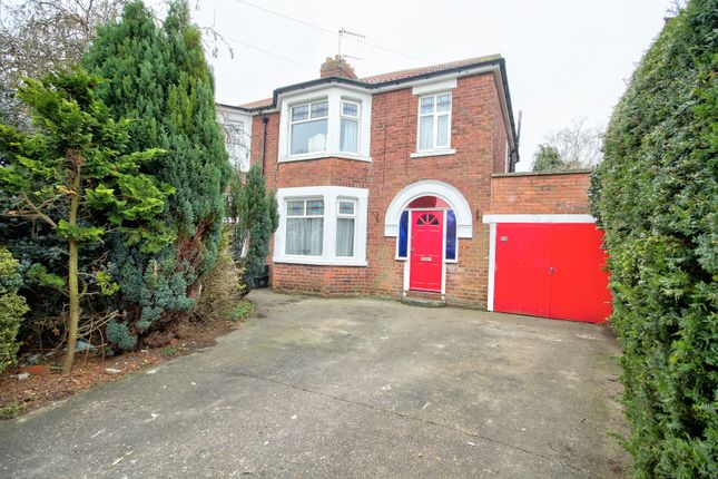 Thumbnail Semi-detached house for sale in Seymour Grove, York