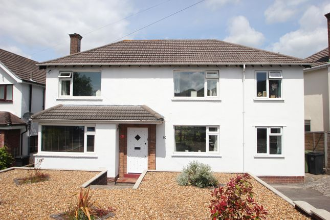Thumbnail Detached house for sale in Roman Way, Stoke Bishop, Bristol