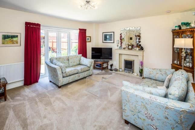 Living Room of Lion Court, Penymynydd, Chester, Flintshire CH4
