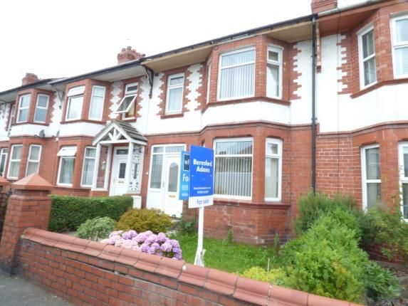 Thumbnail Terraced house for sale in Whitegate Road, Wrexham, Wrecsam