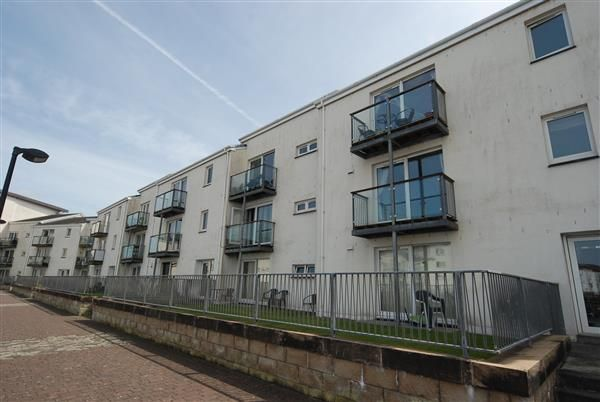 Thumbnail Flat for sale in Mariners View, Ardrossan