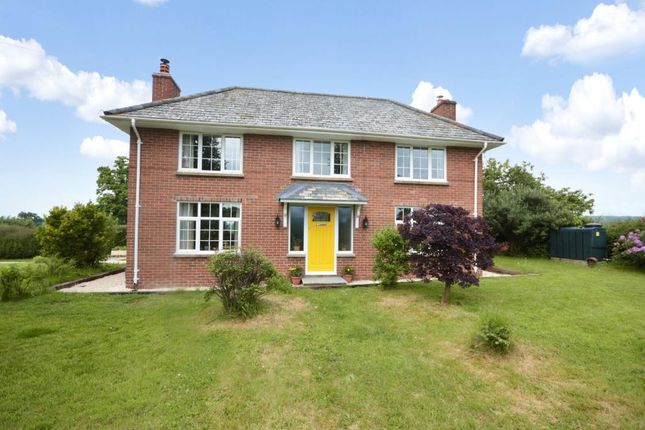 Thumbnail Detached house for sale in Rockbeare, Exeter, Devon