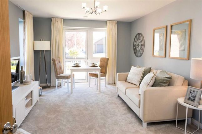 Thumbnail Flat for sale in Burey Court, Longridge, Lancashire