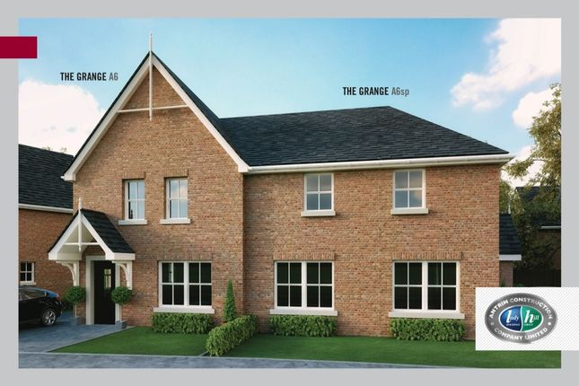 Thumbnail Semi-detached house for sale in Millreagh, Carrowreagh Road, Dundonald