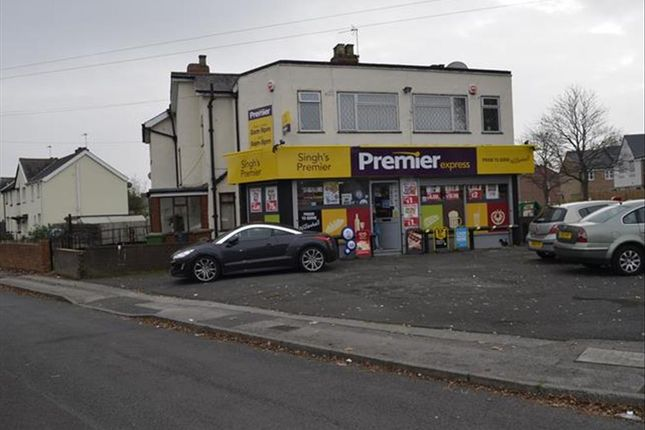 Thumbnail Land for sale in Investment Property WV13, Willenhall