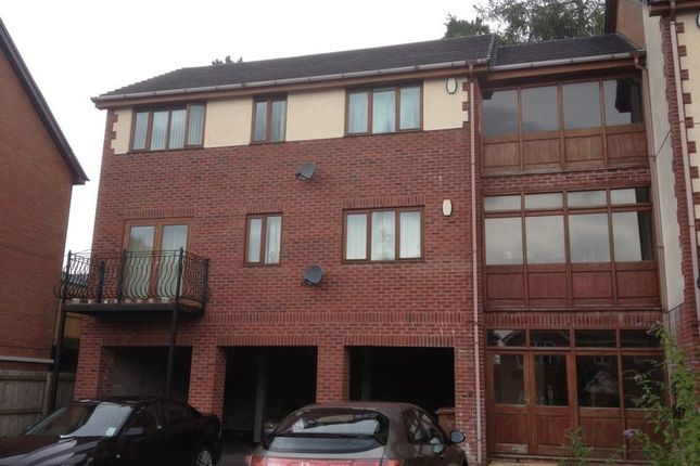 Thumbnail Property to rent in Flat, Kingswood Close, Hengoed