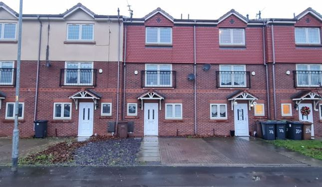 Thumbnail Terraced house for sale in Field Lane, Litherland, Liverpool